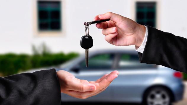 Alustava ettevõtte autoliising