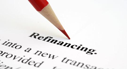 refinantseeringu intressid