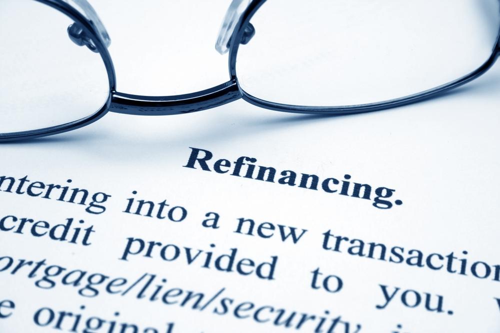 refinantseeringu taotlemine